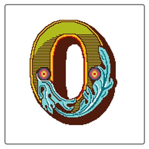PDF Chart of the letter O