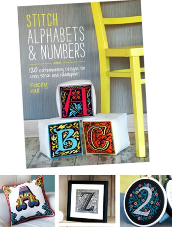 Alphabets and Numbers Book